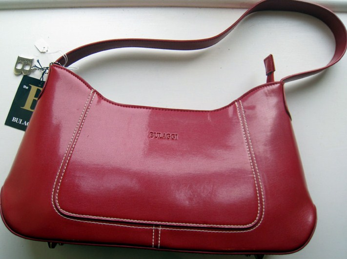 f7a13e081c93 Red Bulaggi Shoulder Bag